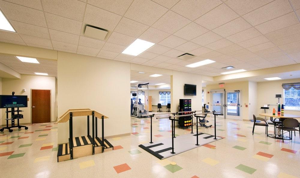 Gym at Addison Pointe